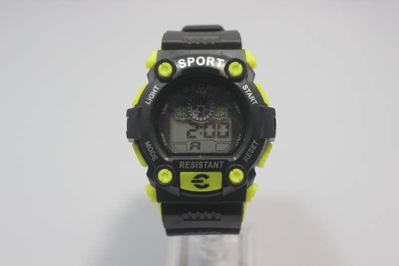 Wholesale Oed/ODM Silicone LED Sports Watches