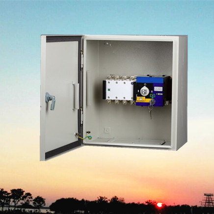 Automatic Chang-Over Switches in Cabinet (GLD-250/3P)