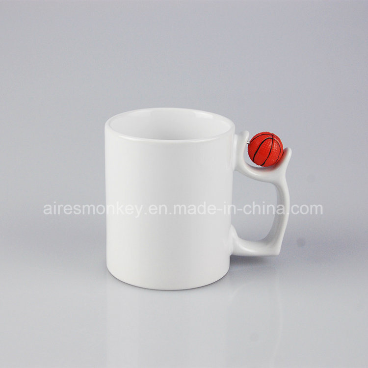 Ceramic Coffee Tea Mug Cup with Different Color Oz Capacity with Handle