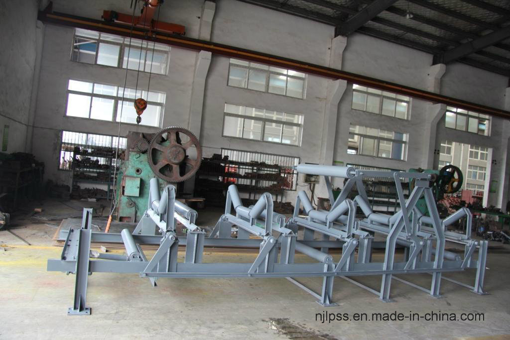 Customized Conveyor Plough Tripper with Unloading Roller