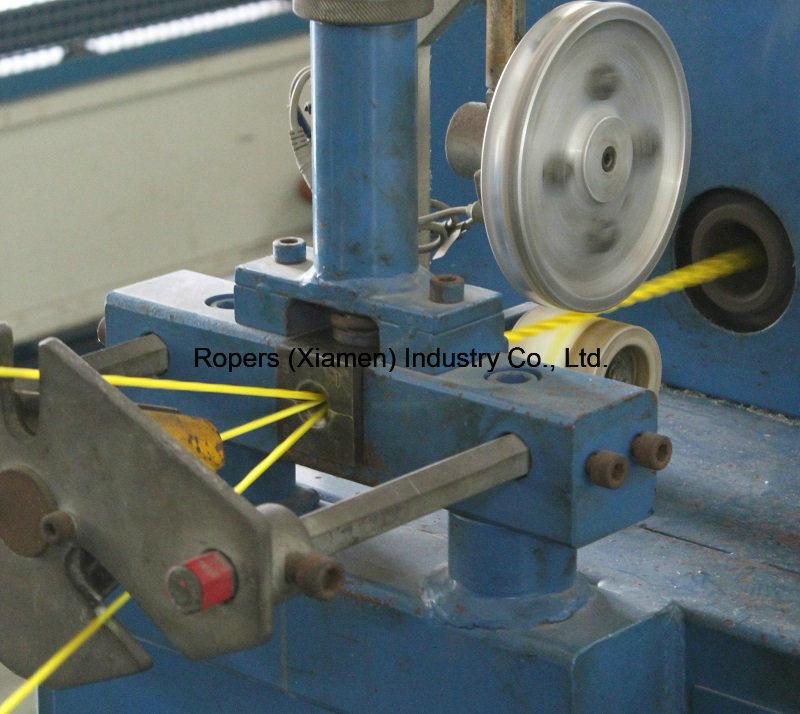 6mm Zebra (R006) Hmpe Rope for Dinghy-Main Halyard/Sheet-Jib/Genoa Halyard-Control Line