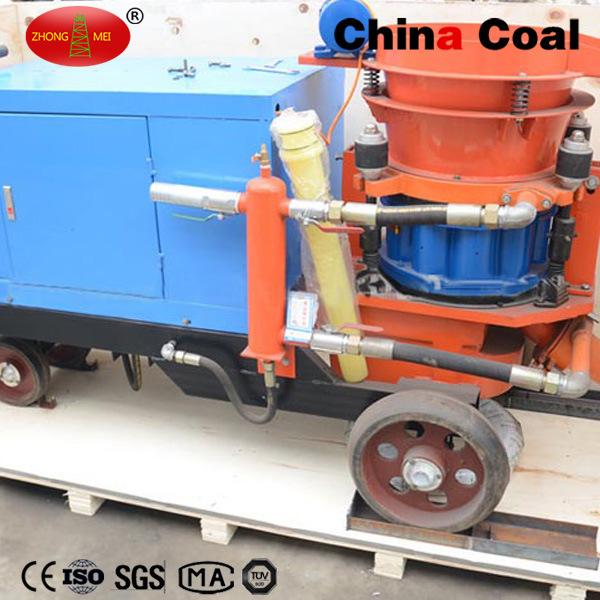 Ksp-5 Wet Shotcrete Machine Wet Concrete Spraying Machine