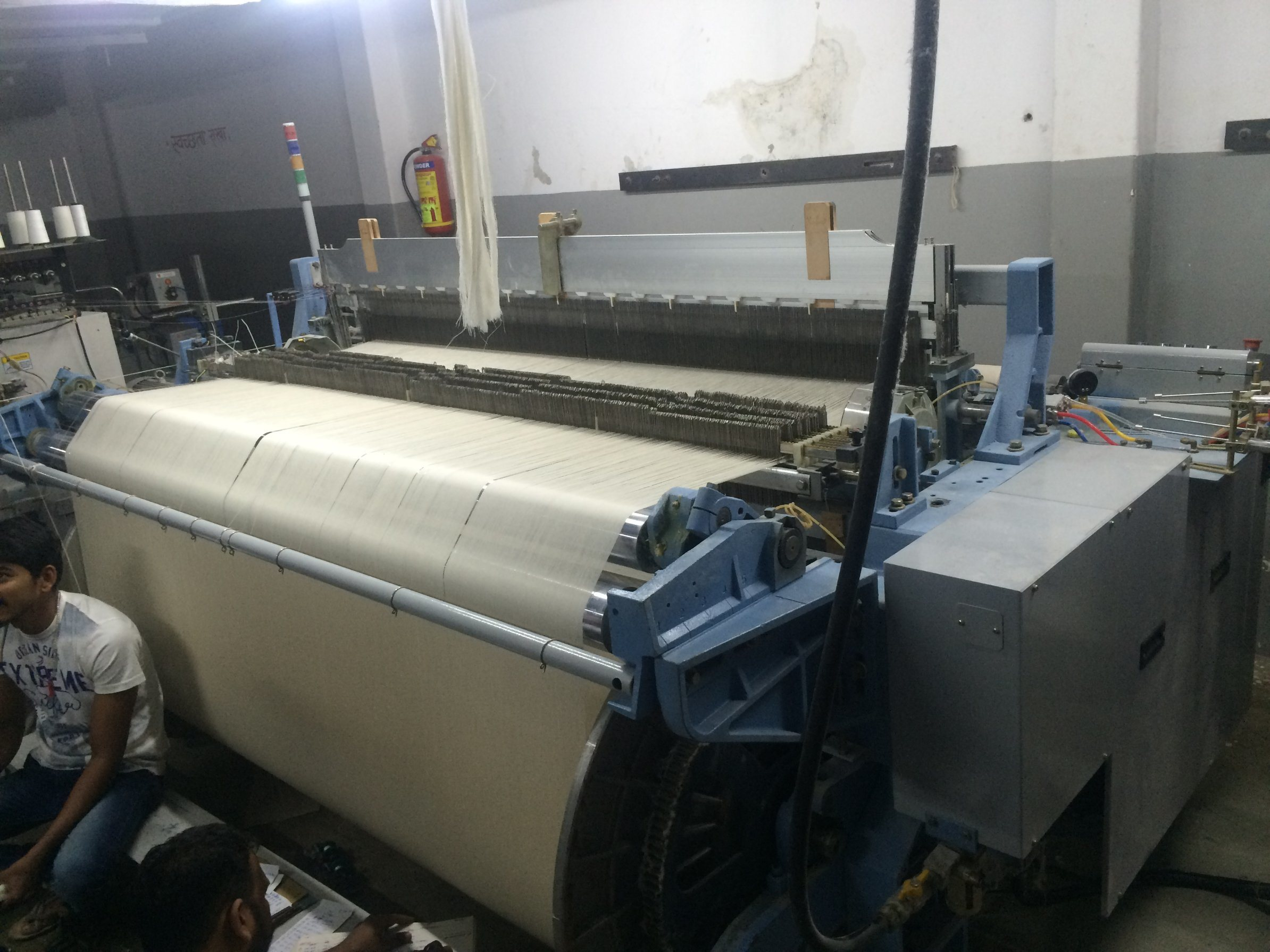 China Biggest and Largest Water Jet Loom Manufacture