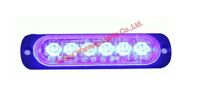 Super Slim LED Emergency Warning Light