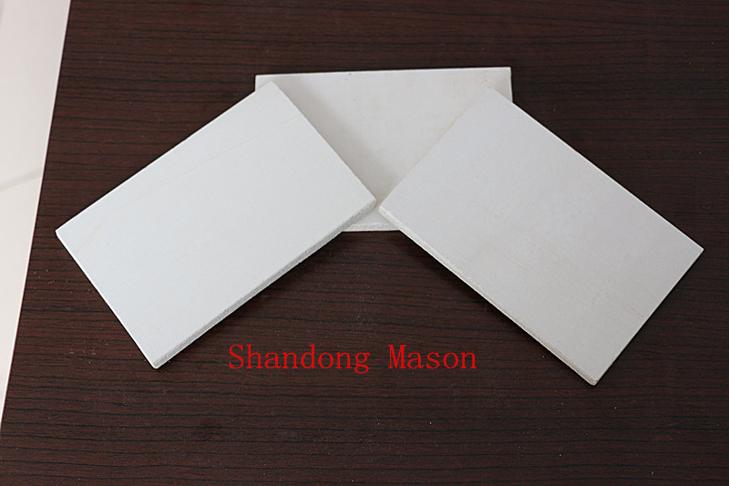 Exterior Wall MGO Fireproof Decorative Board for Housing