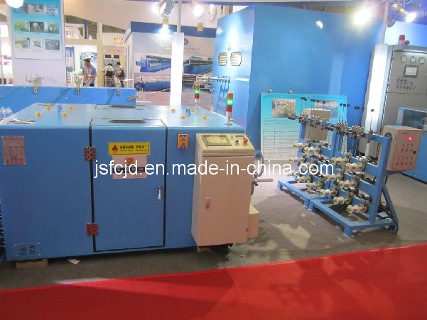 High Capacity Production FC-300c Copper Wire Double Twisting Bunching Stranding Machine