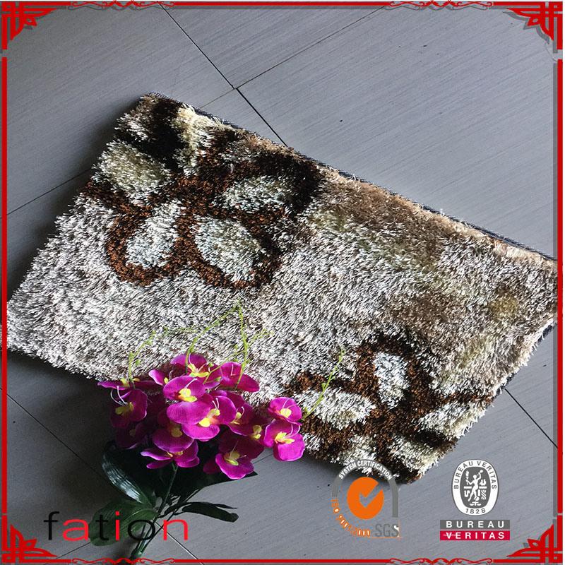 Modern Hands Made Carpet Chenille Door Mat