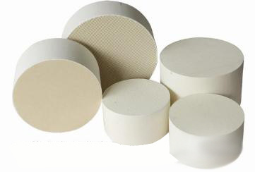Ceramic Honeycomb Catalytic Substrate Converter