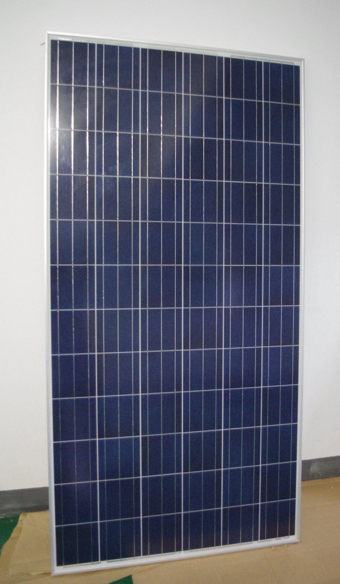 280W Poly PV Solar Power Panel Wtih TUV ISO