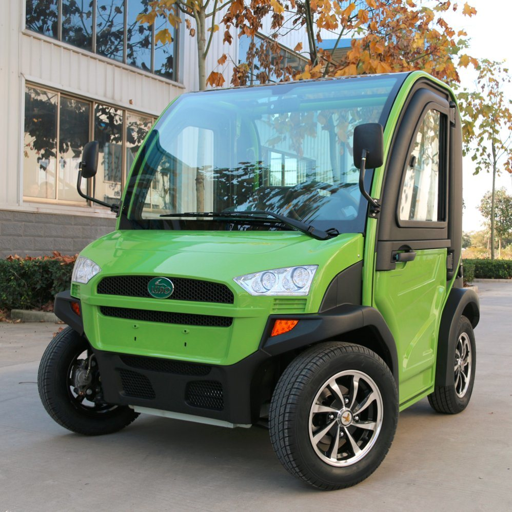 A6 Street Electric Car of 2 Seats