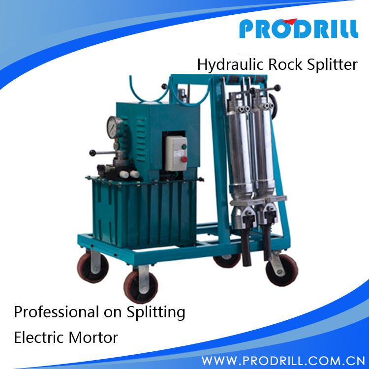 Fatory Directly Hydraulic Rock Splitter for Sell