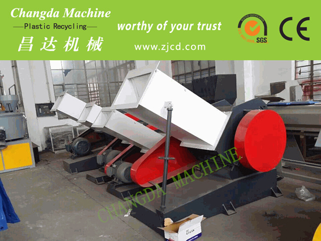 Swp650 Plastic Crusher for PVC Pipe
