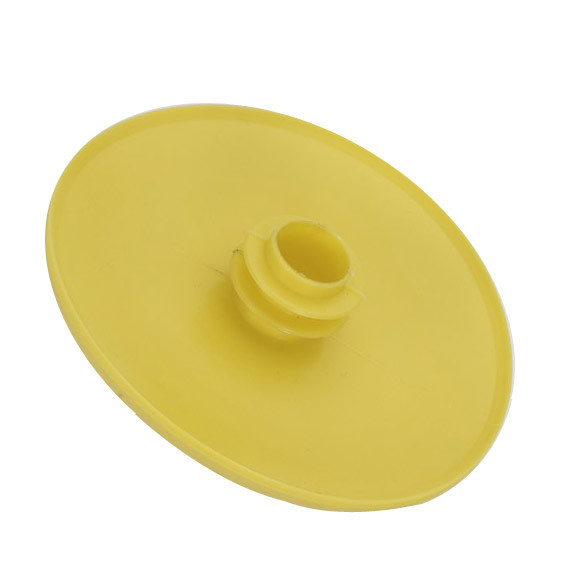 Yellow Plastic Full Flange Protector