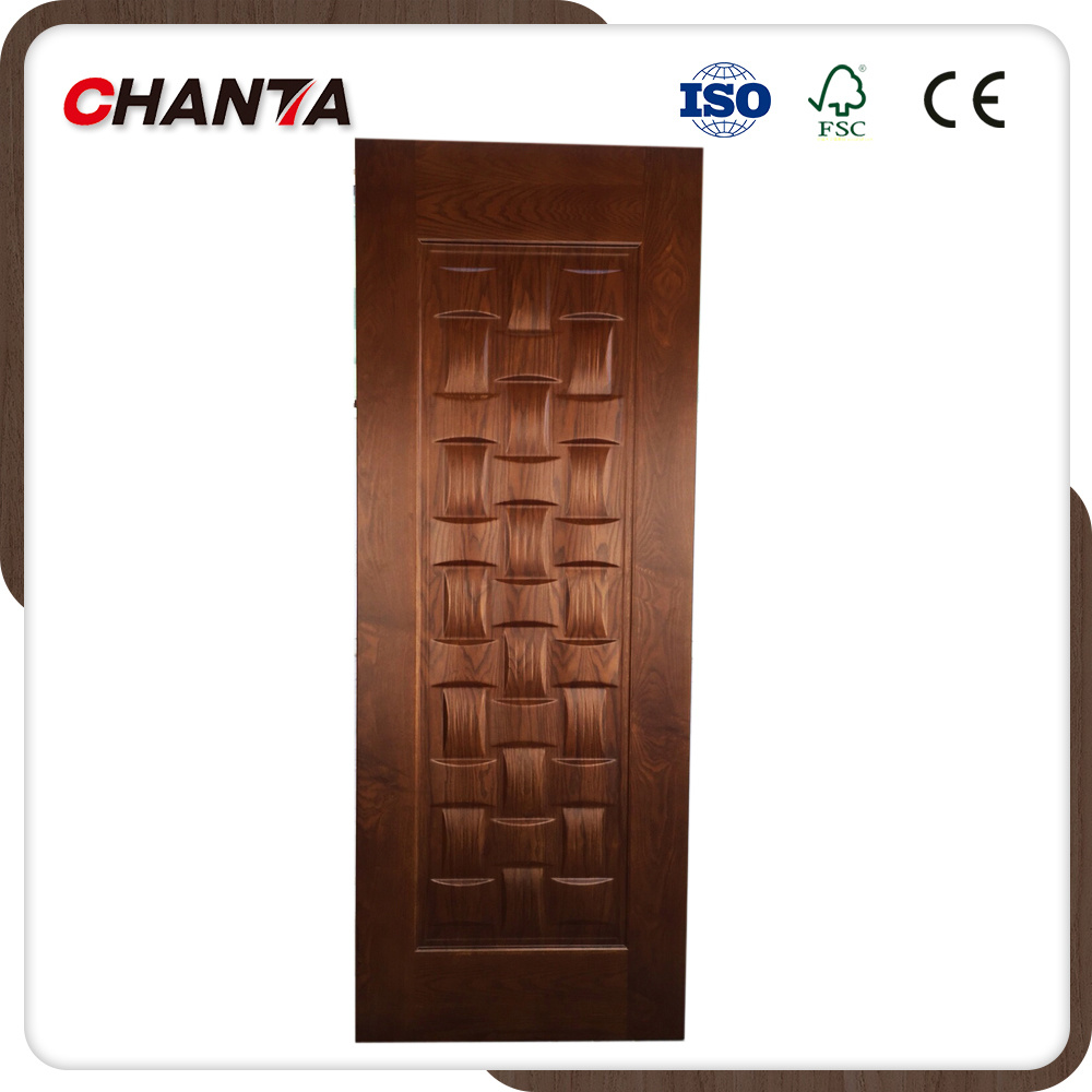 High Qualiy MDF/HDF Molded Wood Door Skin From China