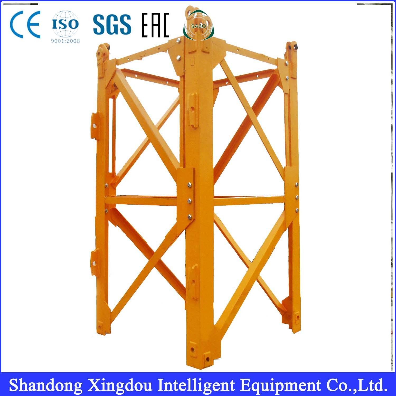 Flat Top Tower Crane Qtz50p (PT4810) Max Load 4t