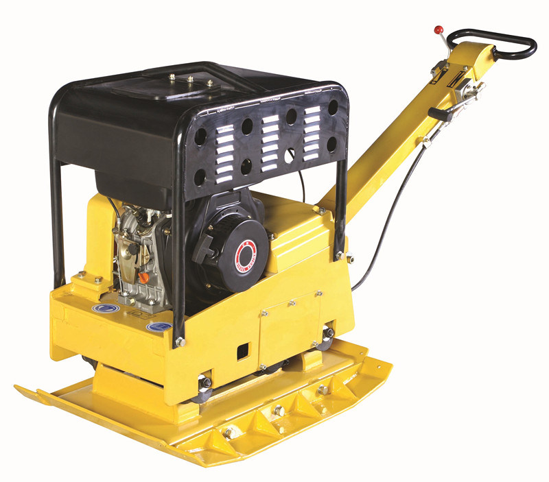 Diesel Reversible Plate Compactor (TRP330A-2)