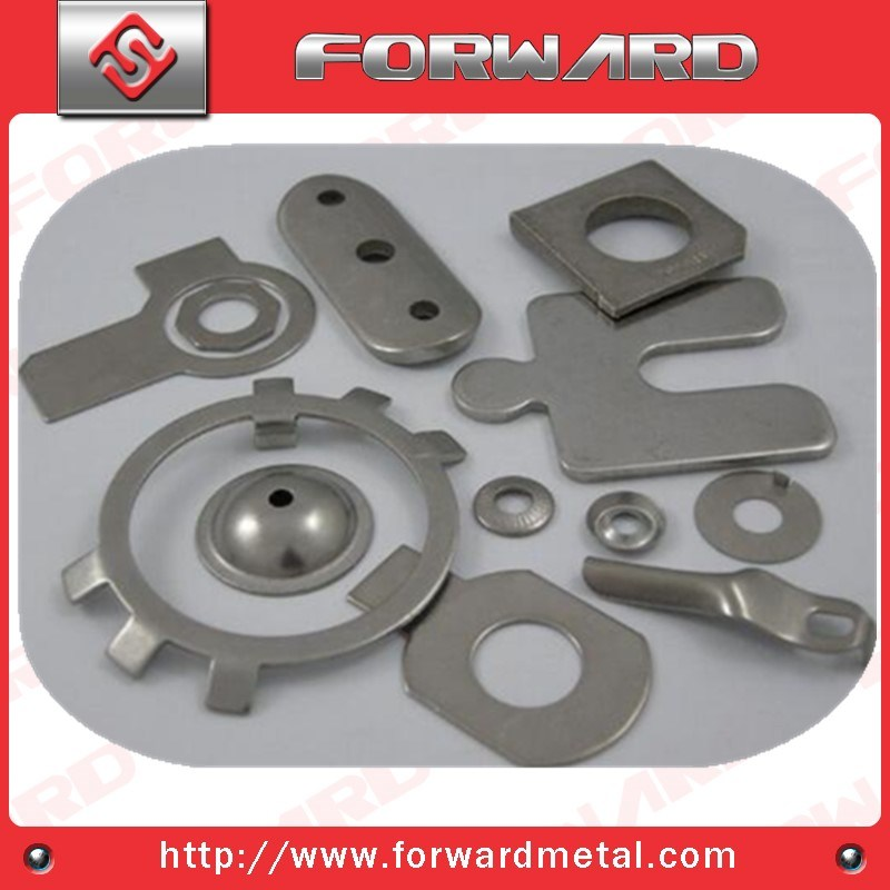 OEM Precision Sheet Stamping Metal Bracket, Metal Shelf Bracket