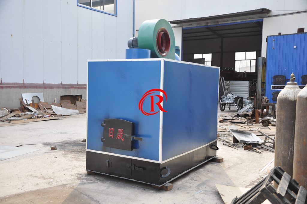 Heating Machine Uses Coal for Poultry House and Greenhouse