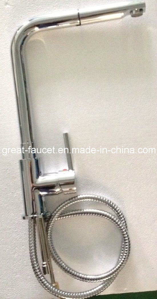 High Quality Pull-out Sink Kitchen Faucet Kitchen Tap