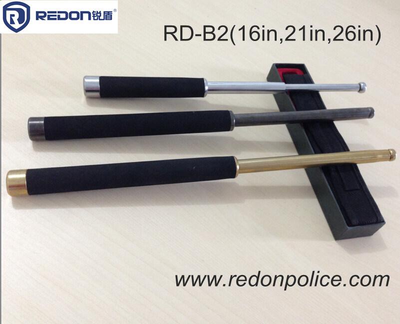 Police Anti Riot Rubber Baton (RD-20152f)