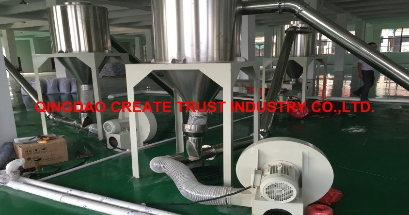Highest Technology PE/LLDPE/LDPE/EVA/Carbon Black Masterbatch Extruder/Masterbatch Extruding Machine