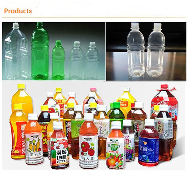 2016 China Supplier Full Automatic Bottle Blowing Machine Prices
