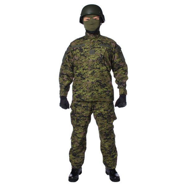 Canadian Army Tactical BDU Uniform Set (WS20287)