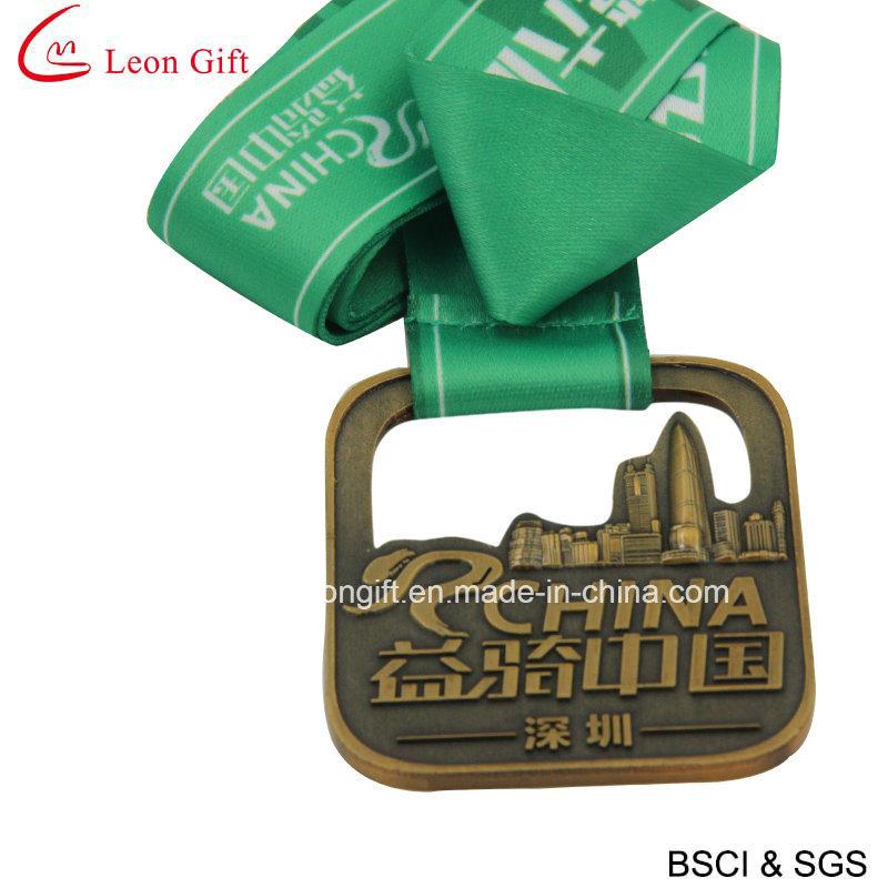 Custom Metal Sports Marathon Medal (LM1051)