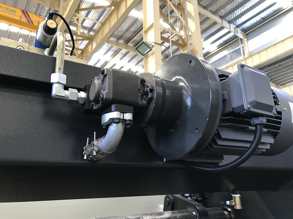 Press Brake 40t 1600mm with Estun E21 Nc Control System