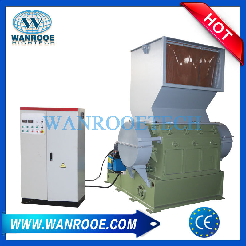 Plastic Pipe Sheet Profile Crusher