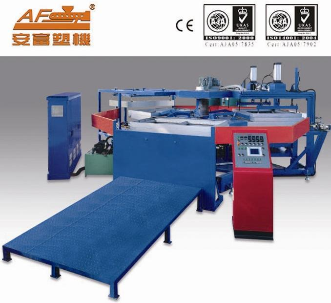 Luggage Case Thermoforming Machine (AF)