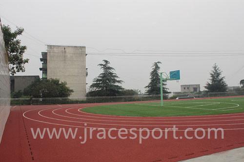 Environmental EPDM Running Tracks Sport Surface