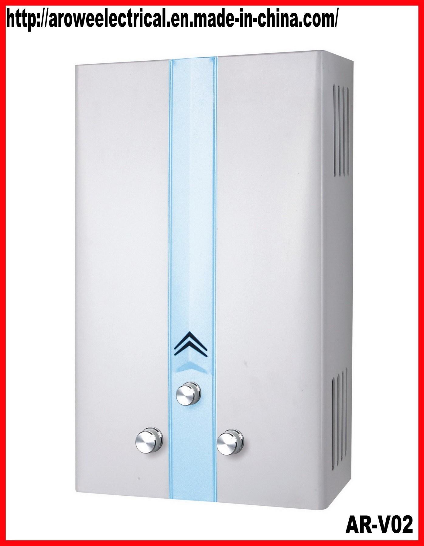 Gas Tankless Water Heater Cum Face Mature
