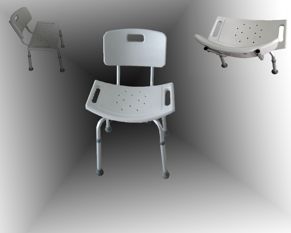 Shower Chair CH 003 China Plastic Chair Hollow Plastic