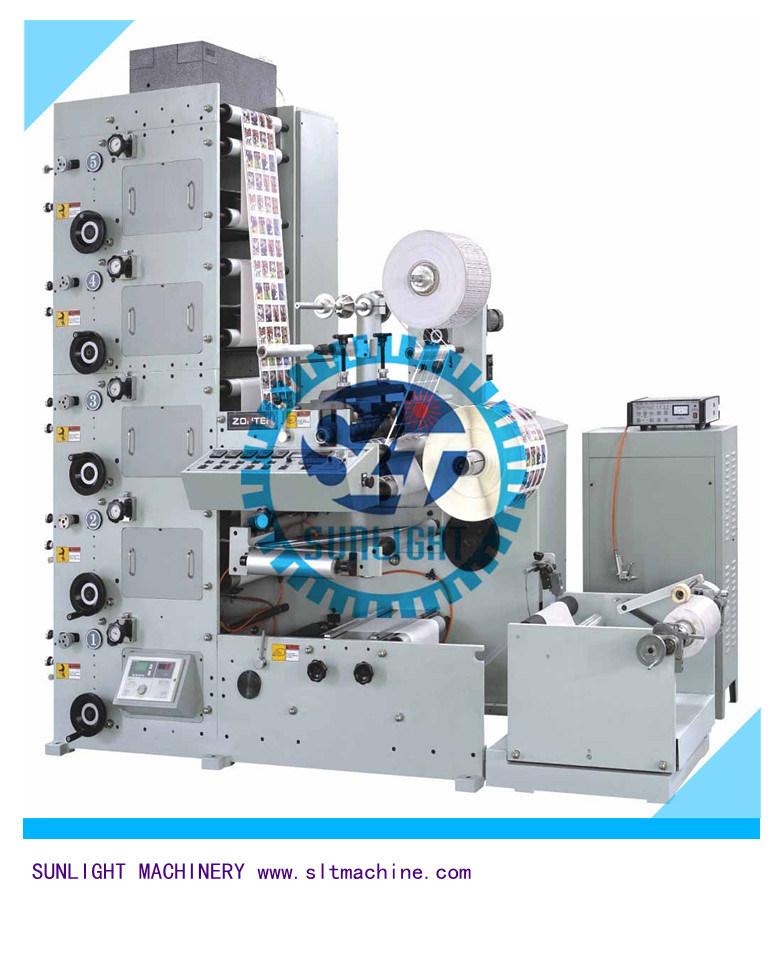 sticker printing machine