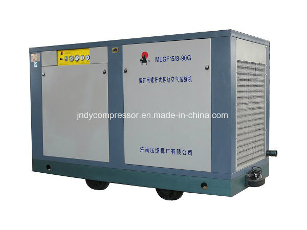Air Cooled Portable Air Compressor