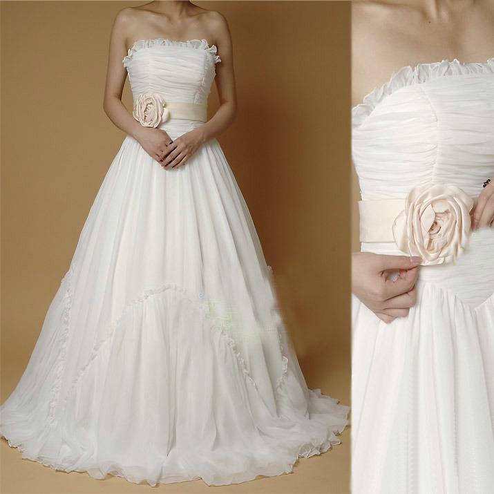 Princess Volume Line Wedding Dress VL0020