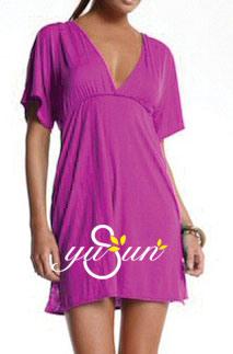 Dress/ Women′s T-Shirt / Tunic (FC00009~FC00013)