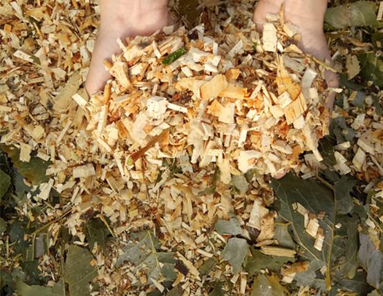 Commercial 13HP Garden Tree Chipper/Wood Crusher/Wood Cutter