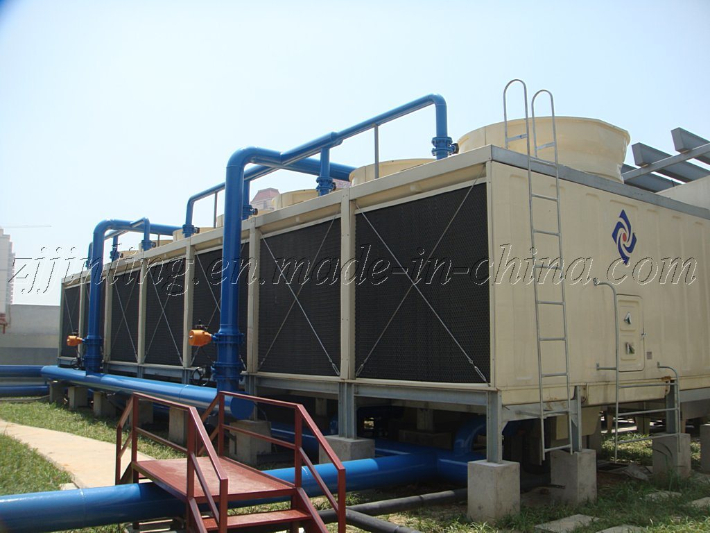 Square Cooling Tower Cti Ceritified Water Tower Jnt-2800