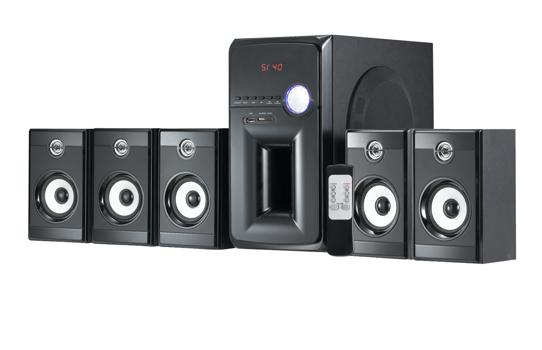 5 1ch dvd home theatre system. Black Bedroom Furniture Sets. Home Design Ideas