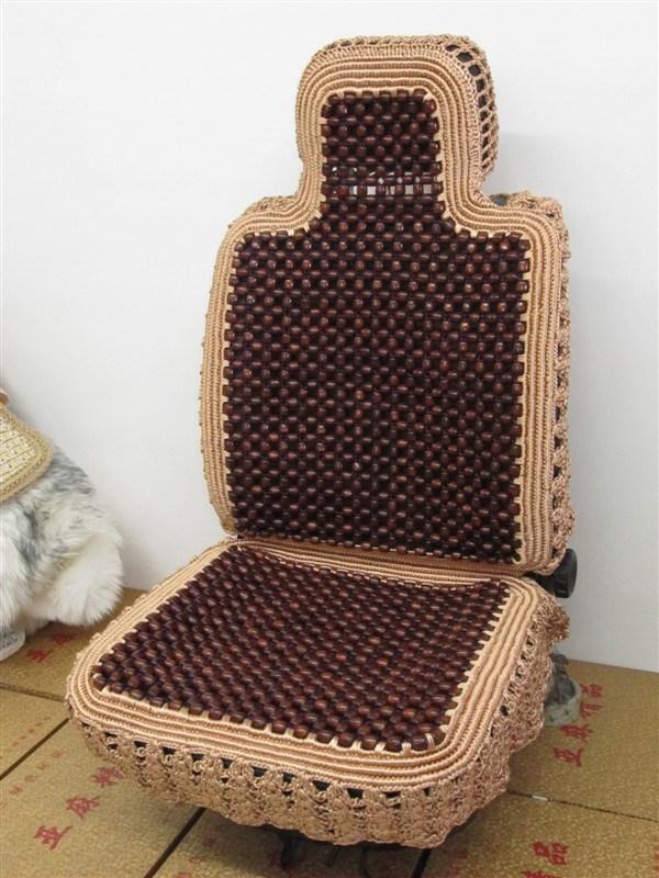 Подушка сиденья предварительной серии вязания крючком руки автоматическая (3879), деталь Подушка сиденья