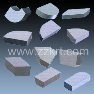 Cemented Carbide Welding Inserts