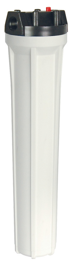"""20"""" Filter Housing with White Color (RY-20-2)"""