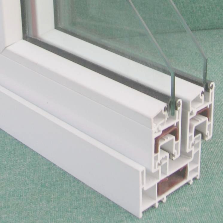 PVC Profile - T80 Sliding Series