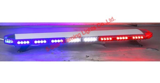 New Type LED Police Warning Light Bar