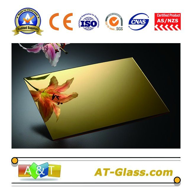 1.8mm-8mm Aluminum Mirror Used for Full-Lengh Mirror/Decorative Mirror, etc