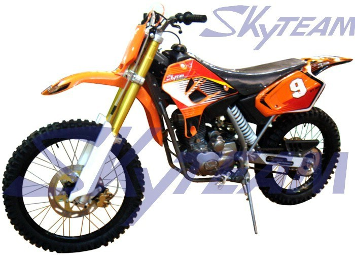 skyteam 125cc 4 stroke off