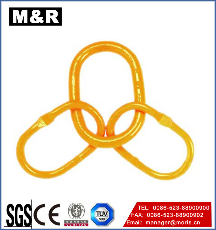 Alloy Steel Round Flat Master Link