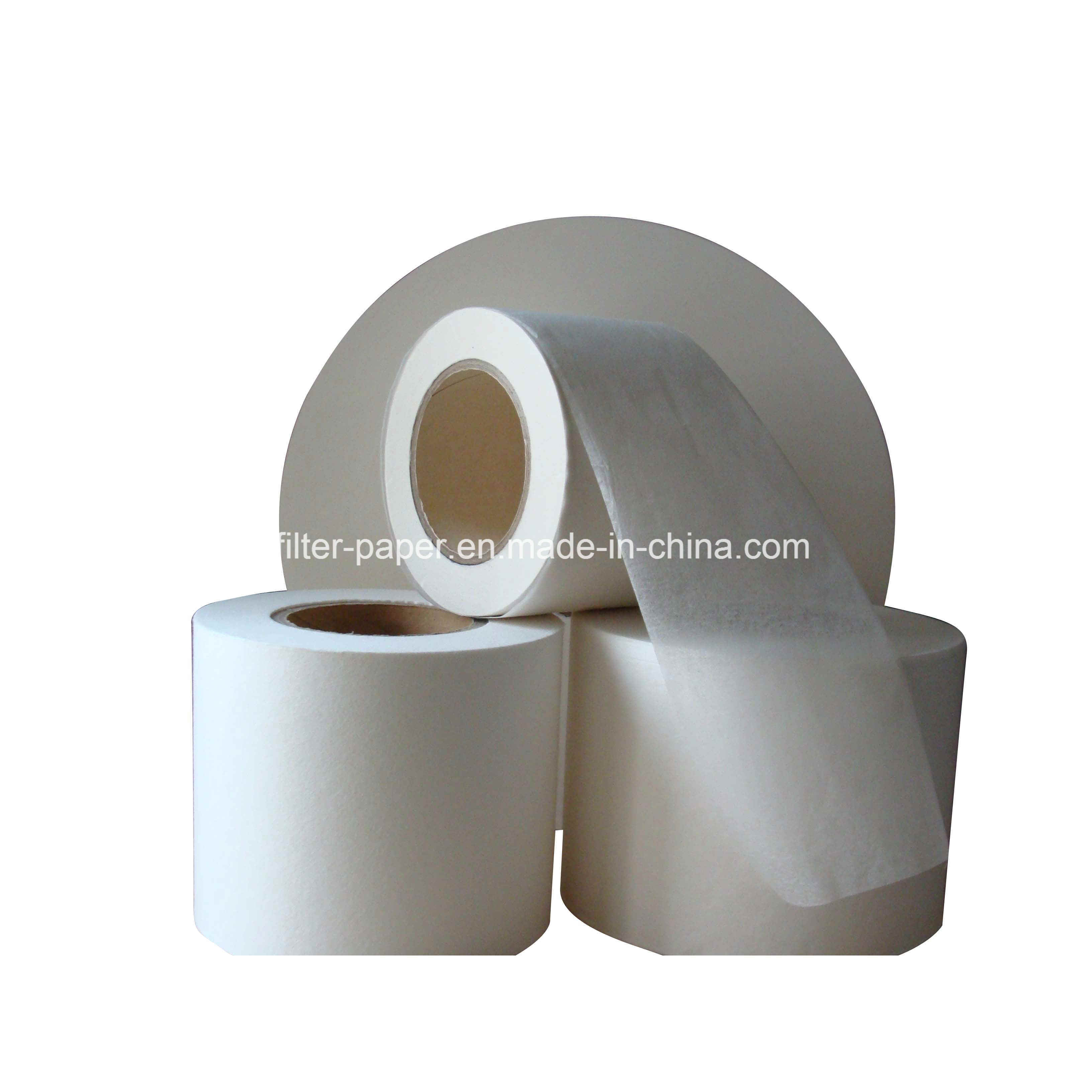 125mm Width Non Heat Seal Tea Bag Filter Paper for Automatic Tea Bag Packing Machine